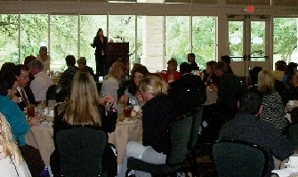 Shirley Fine Lee speaks at Austin HR Management Assoc. (SHRM)