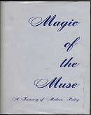 Magic of the Muse - Poetry Book Cover