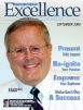 Sales and Service Excellence Magazine cover